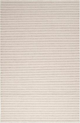 Ravena RVN-3012 6 x 9 Rectangle Cottage Rug in Taupe