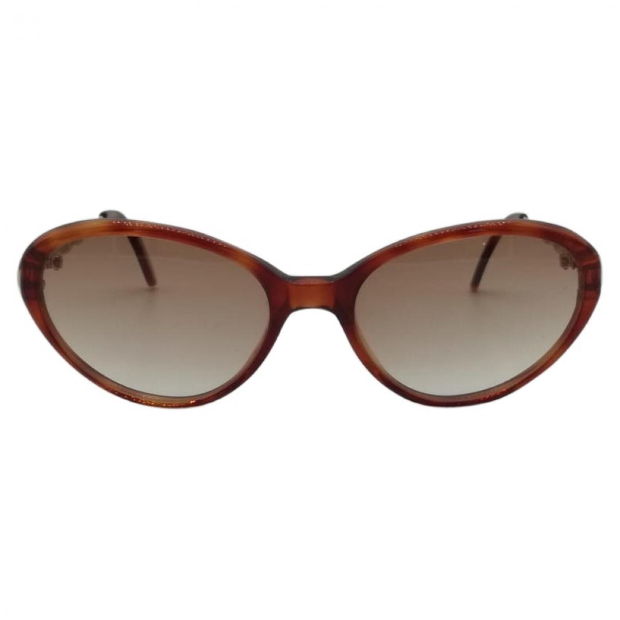 Trussardi \N Brown Sunglasses for Women \N