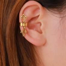 1pc Arrow Design Ear Cuff