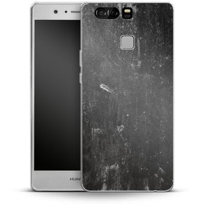 Huawei P9 Silikon Handyhuelle - Grundge von caseable Designs