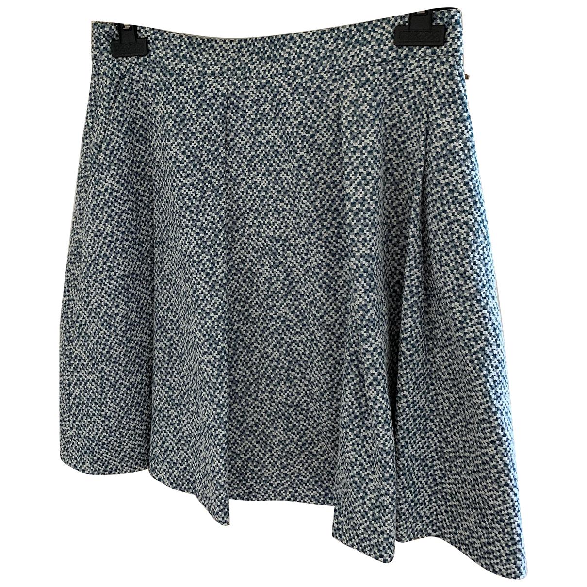 Hugo Boss N Cotton - elasthane skirt for Women M International