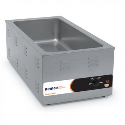 6055A-220 Stainless Steel Countertop Warmer - 220V  1200W  in