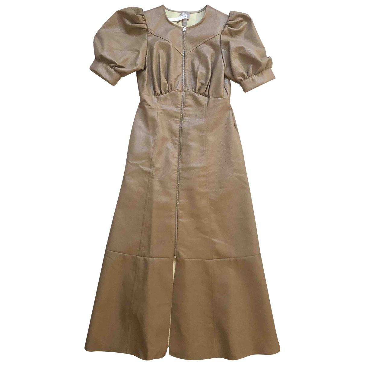 Asos - Robe   pour femme - beige