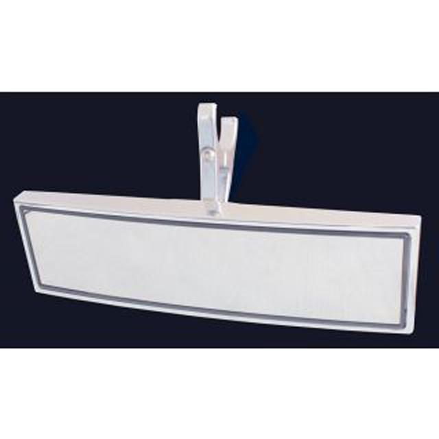ModQuad CA-M Rear View Mirror Single Clamp - Billet