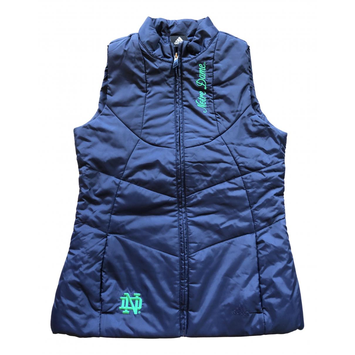 Adidas - Manteau   pour femme - marine