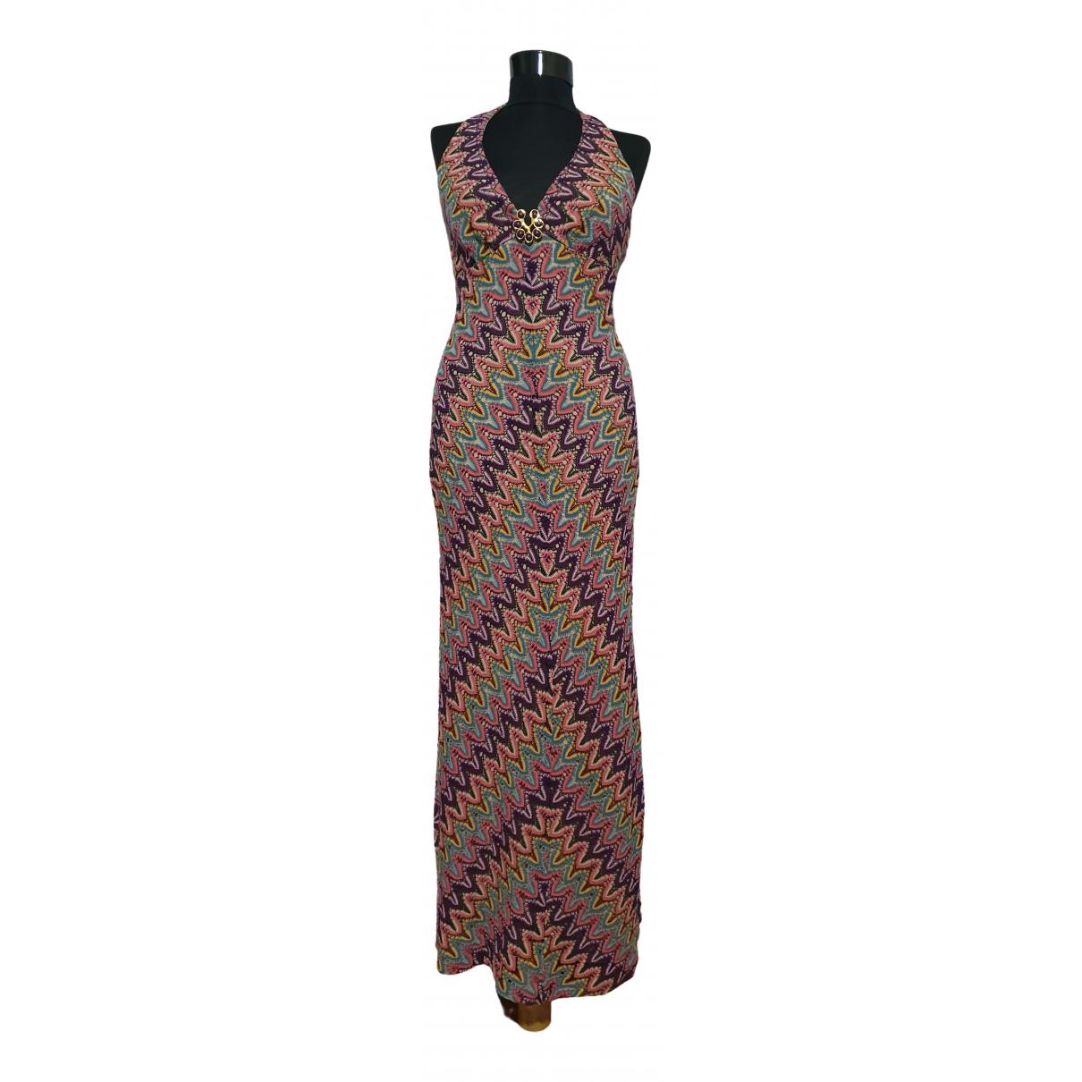 Trina Turk - Robe   pour femme en coton - multicolore