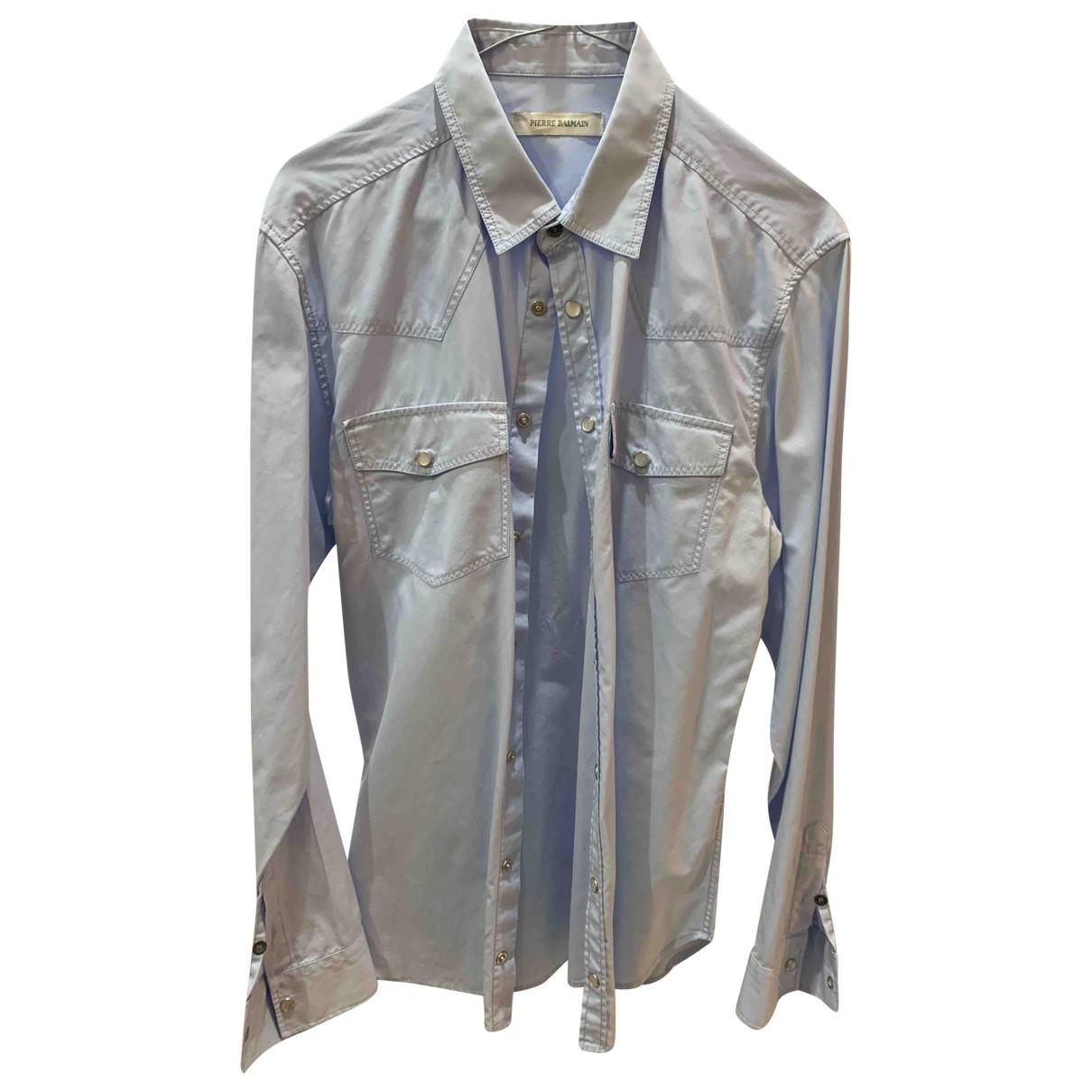 Pierre Balmain - Chemises   pour homme en coton