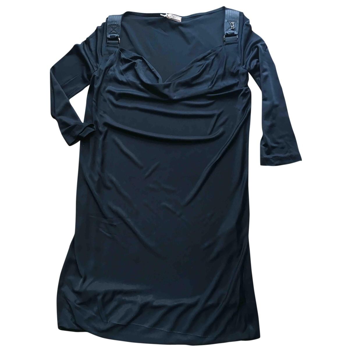 Galliano - Robe   pour femme - noir