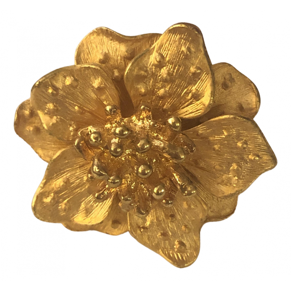 Kenneth Jay Lane - Bague   pour femme en plaque or - dore