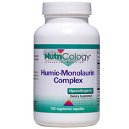 Humic-Monolaurin Complex 120 VEG CAPS by Nutricology/ Allergy Research Group