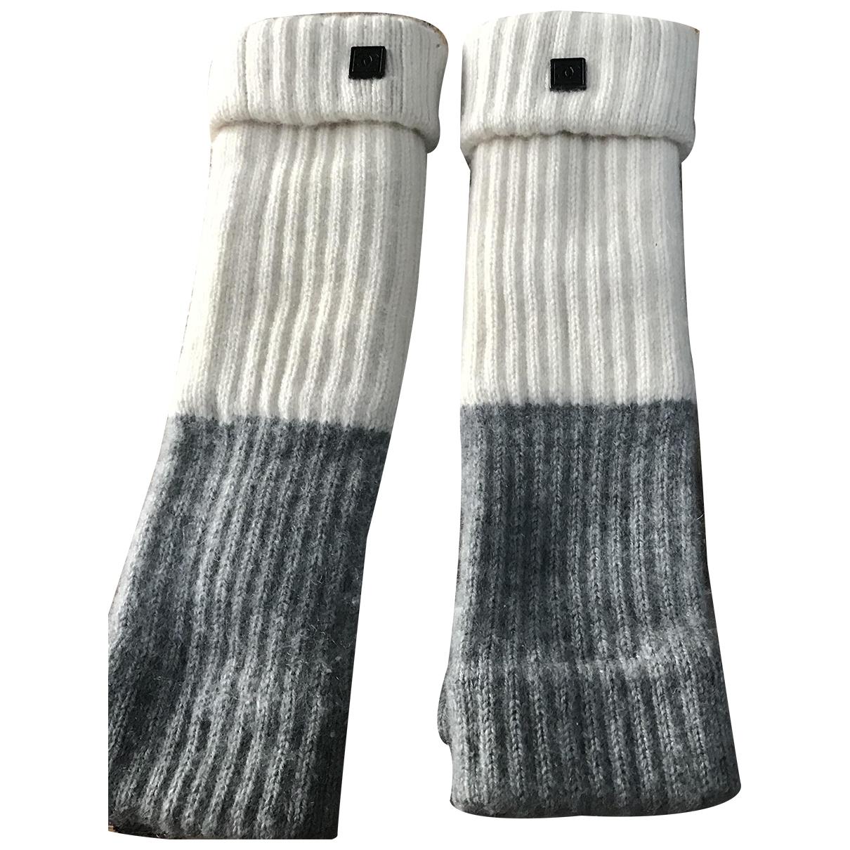 Chanel \N Handschuhe in  Bunt Wolle