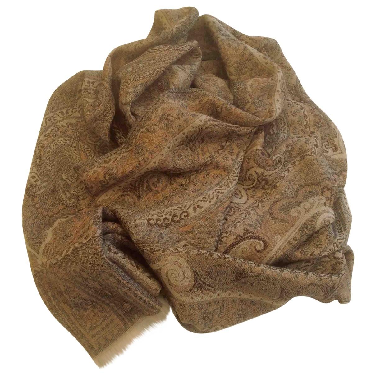 Bongenie Grieder \N Schal in Wolle