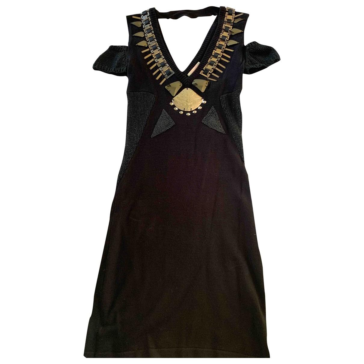 Sass & Bide \N Kleid in  Schwarz Polyester
