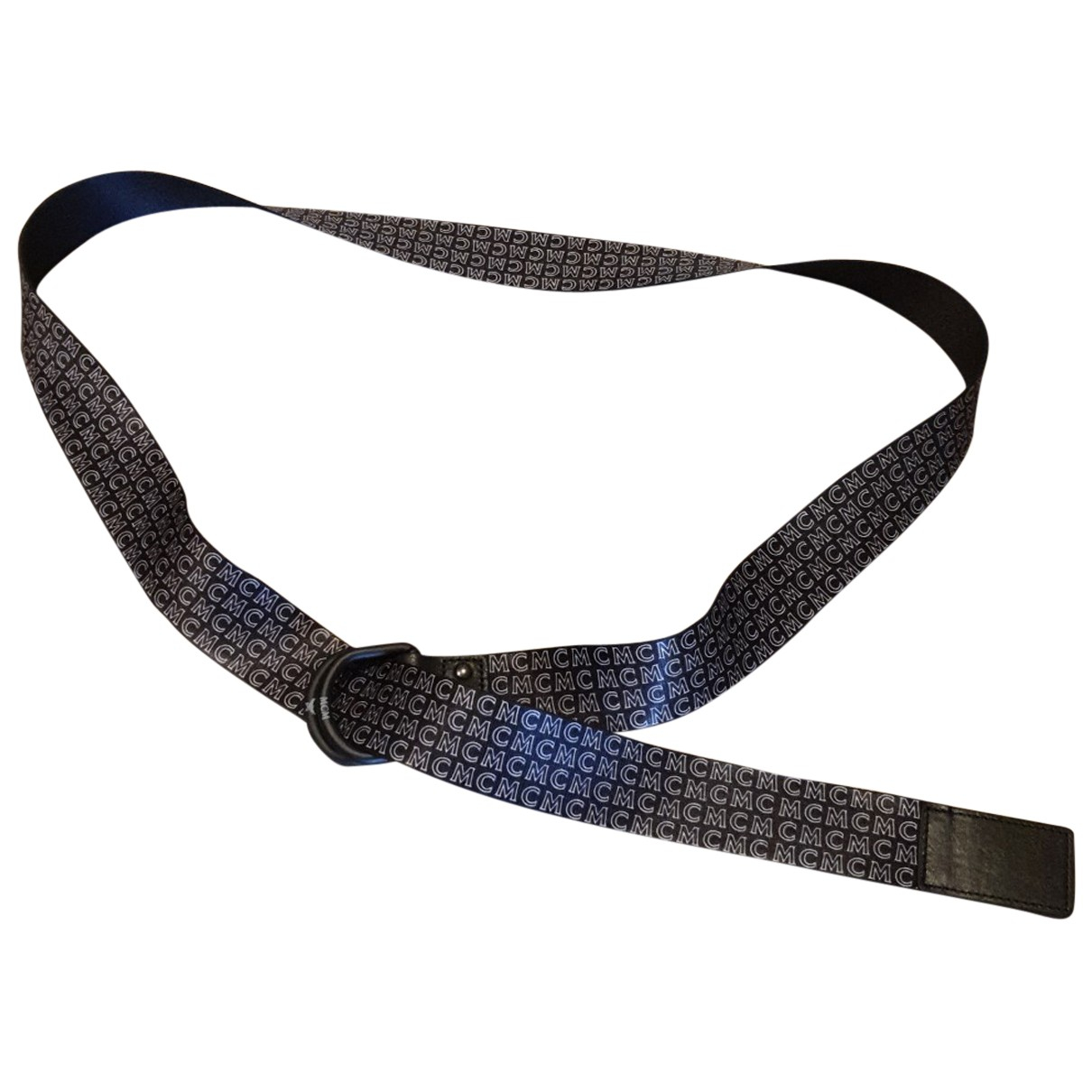 Cinturon de Lona Mcm