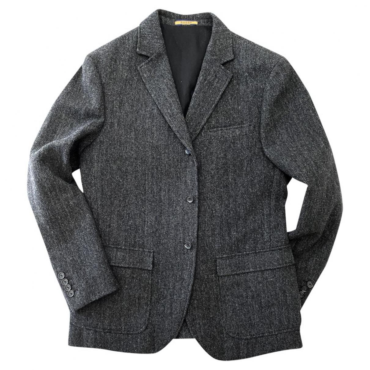 Ralph Lauren - Vestes.Blousons   pour homme en laine - gris