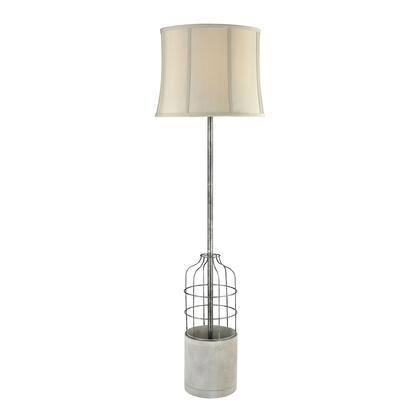 D3290 Rochefort Outdoor Floor Lamp  In Oil Rubbed Bronze  Polished