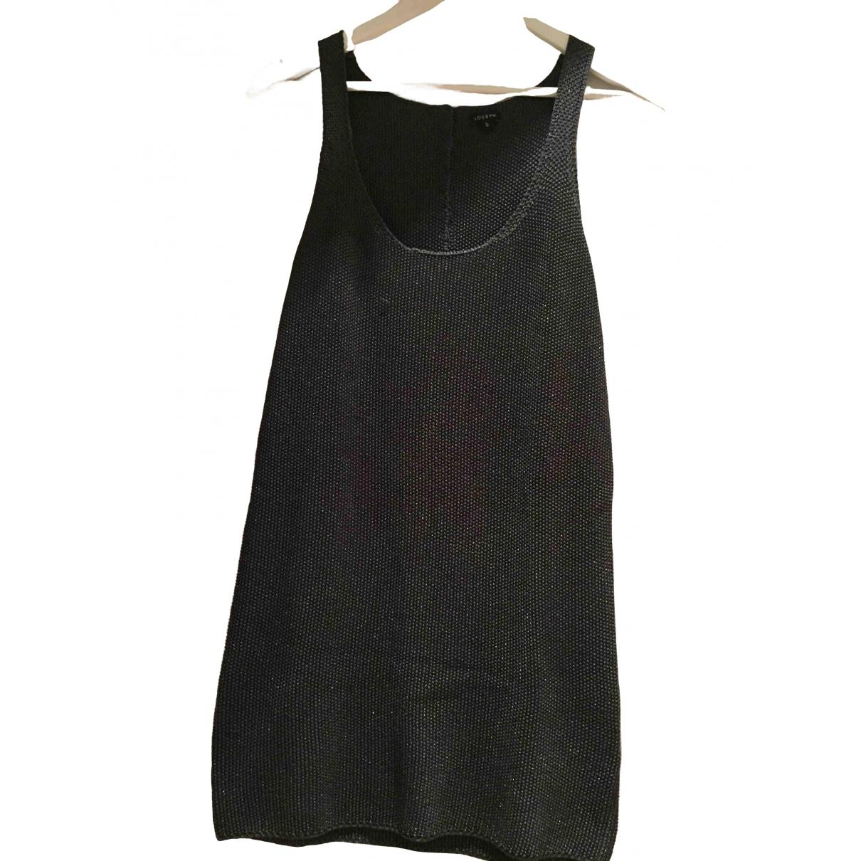 Joseph \N Grey Silk dress for Women S International