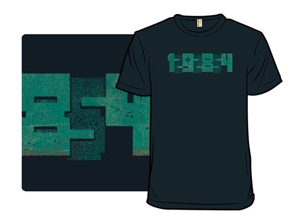 Dystopian Math T Shirt