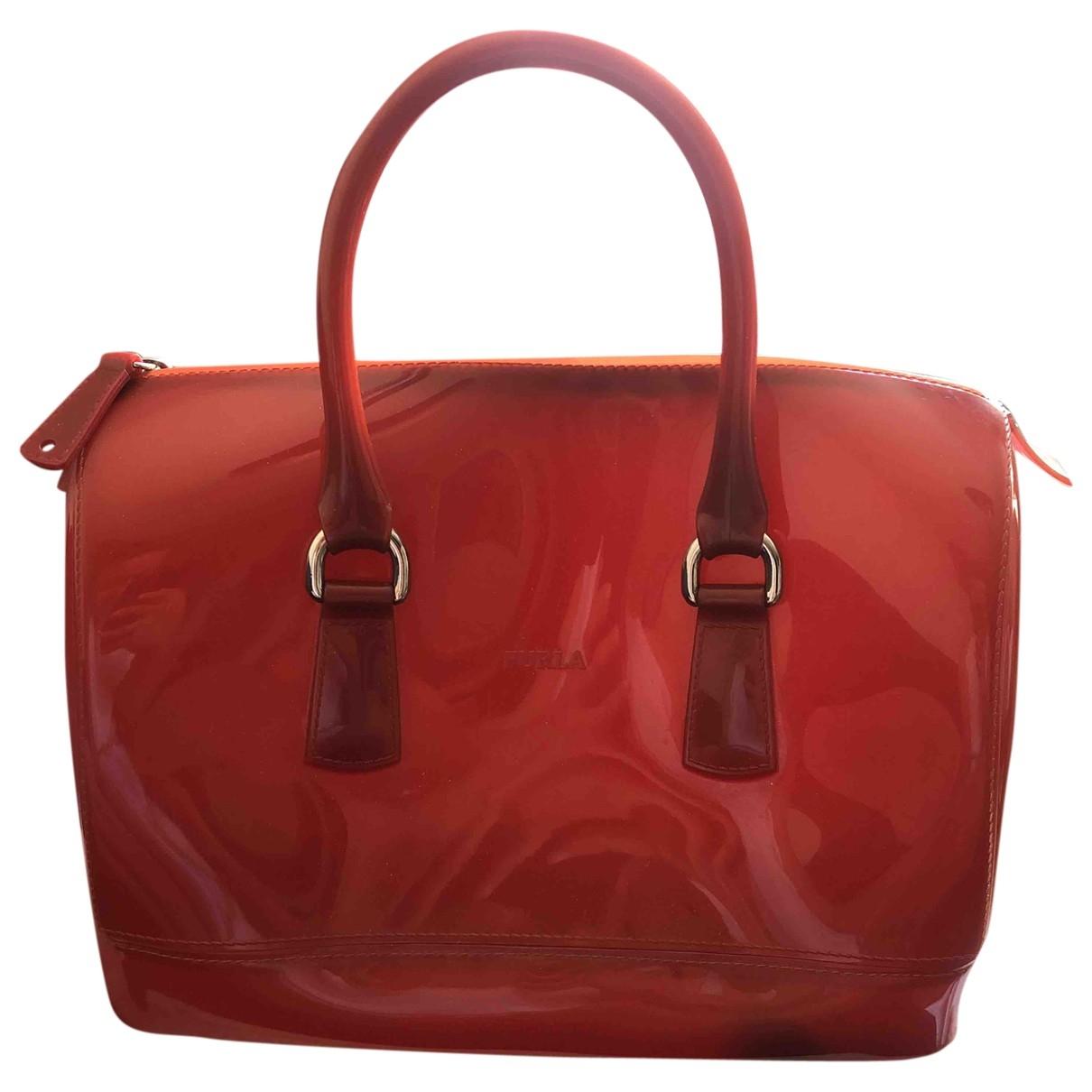 Furla Candy Bag Orange handbag for Women \N