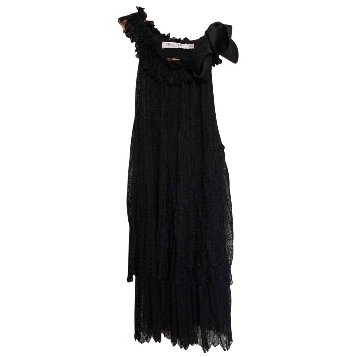 Christian Dior N Black  top for Women 40 FR