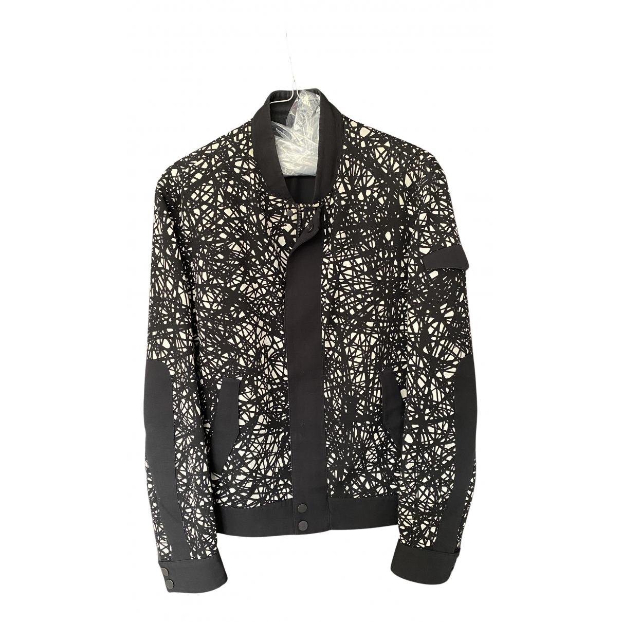 Balenciaga N Black Cotton jacket  for Men 46 FR