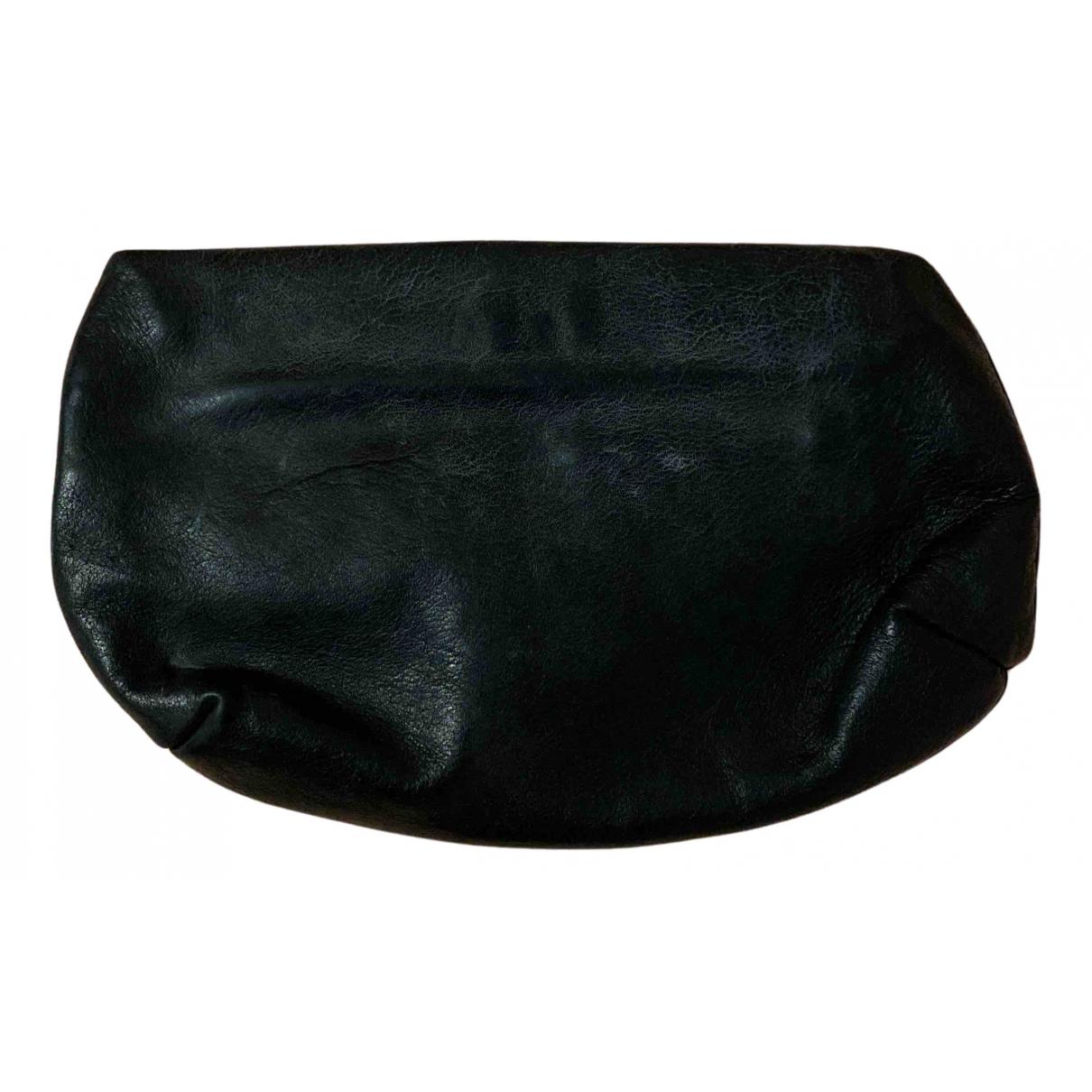 Marsèll N Black Leather Clutch bag for Women N