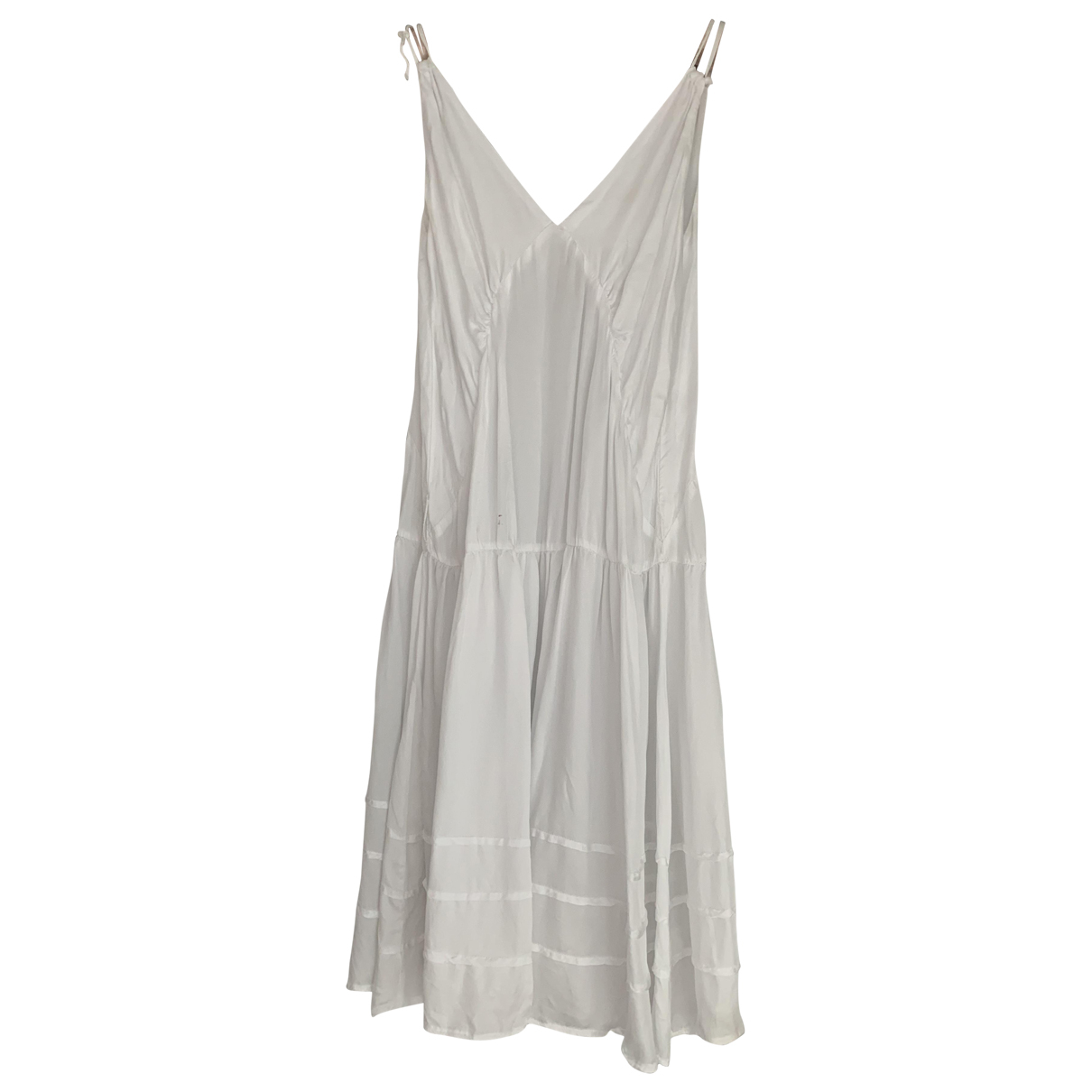 See By Chloe - Robe   pour femme - blanc