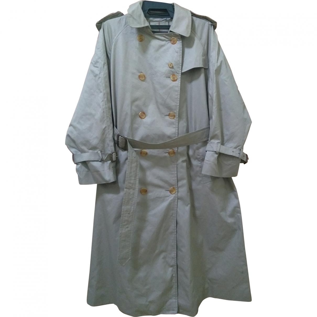 Non Signé / Unsigned \N Brown Cotton coat  for Men L International