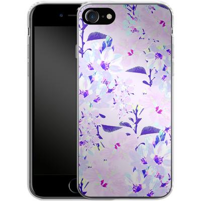 Apple iPhone 7 Silikon Handyhuelle - Hyper Garden von Zala Farah
