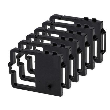 NEC P3300 nouveau ruban noir compatible - 6/paquet