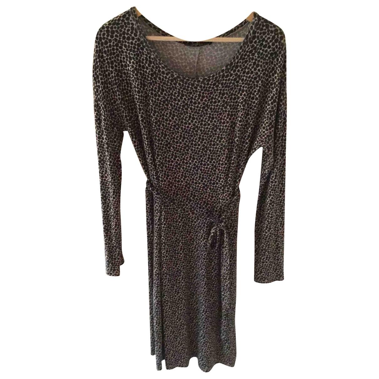 Max Mara Weekend N Black Wool dress for Women 12 UK