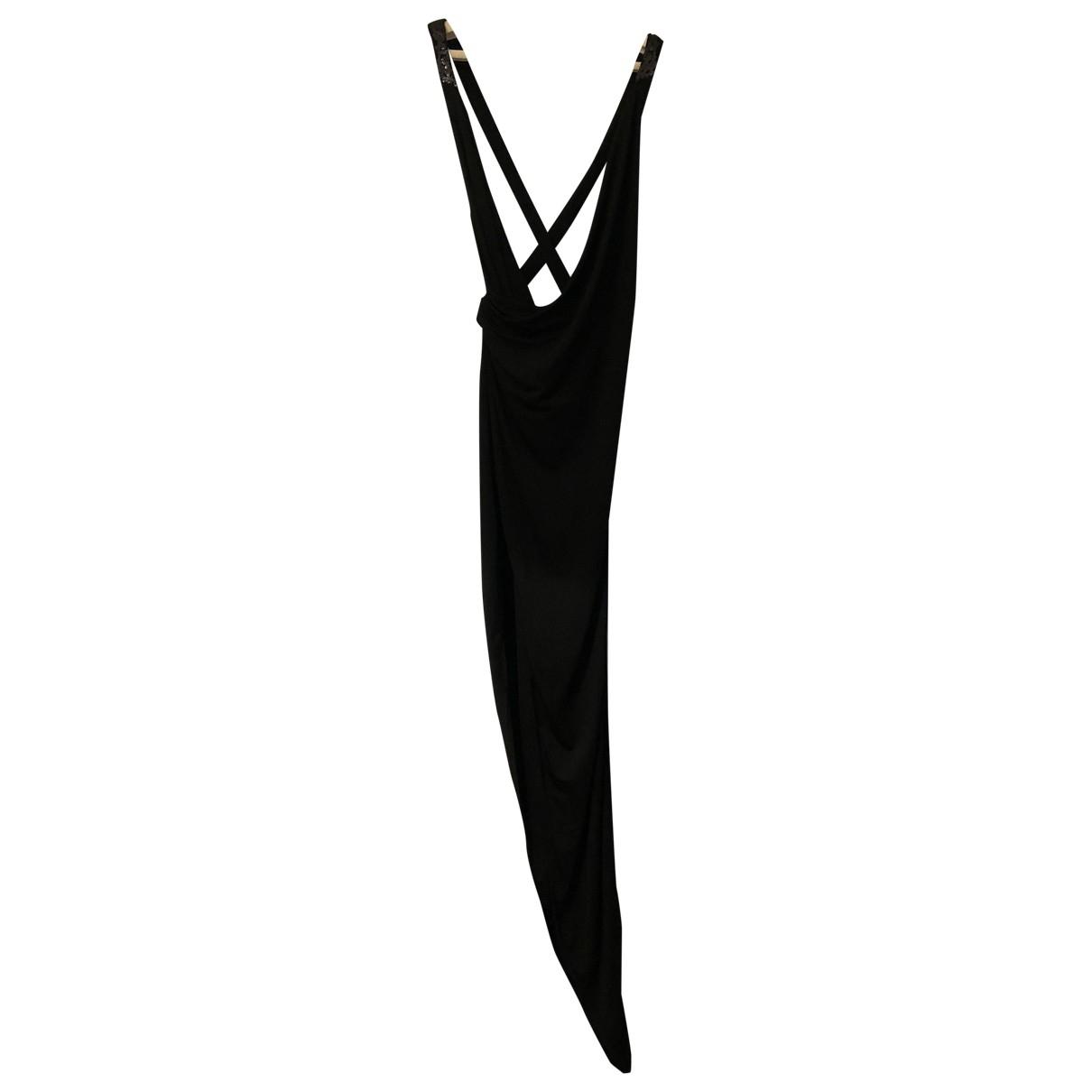 La Perla \N Kleid in  Schwarz Mit Pailletten