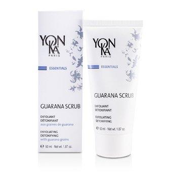 Essentials Guarana Scrub - Exfoliating, Purifying With Guarana Grains