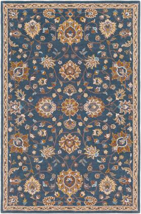 Rajhari RJH-1002 5 x 76 Rectangle Traditional Rug in
