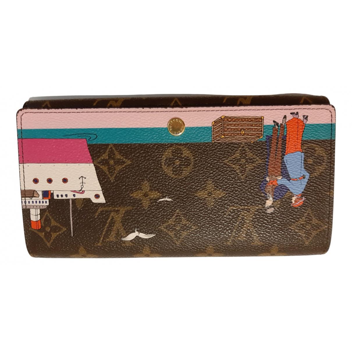 Louis Vuitton Virtuose Multicolour Cloth wallet for Women N