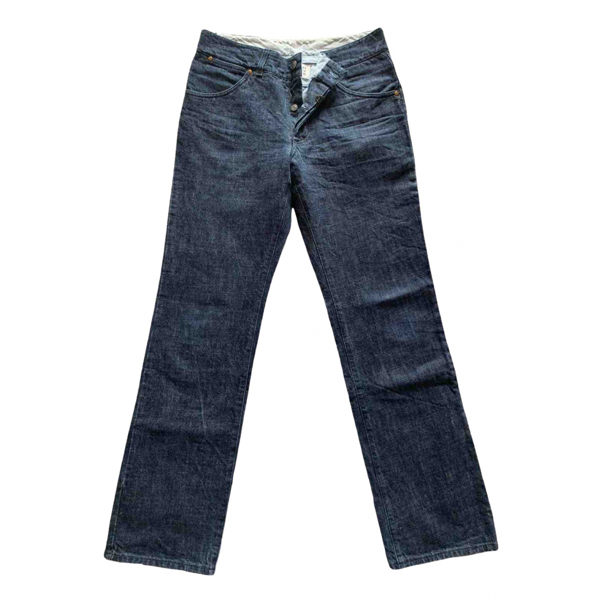 Pantalones en Denim - Vaquero Azul Maison Martin Margiela