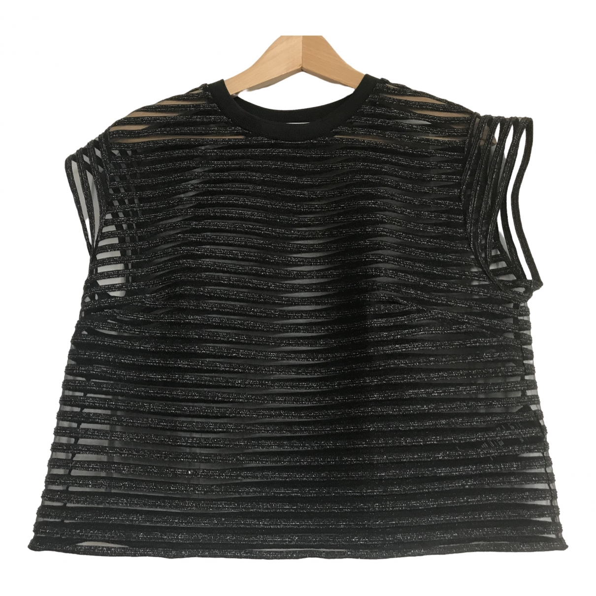 & Stories \N Anthracite  top for Women 42 FR