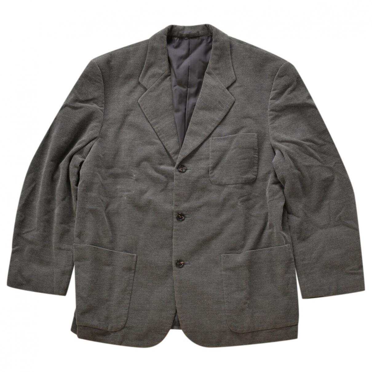 Comme Des Garcons \N Grey Cotton jacket  for Men M International
