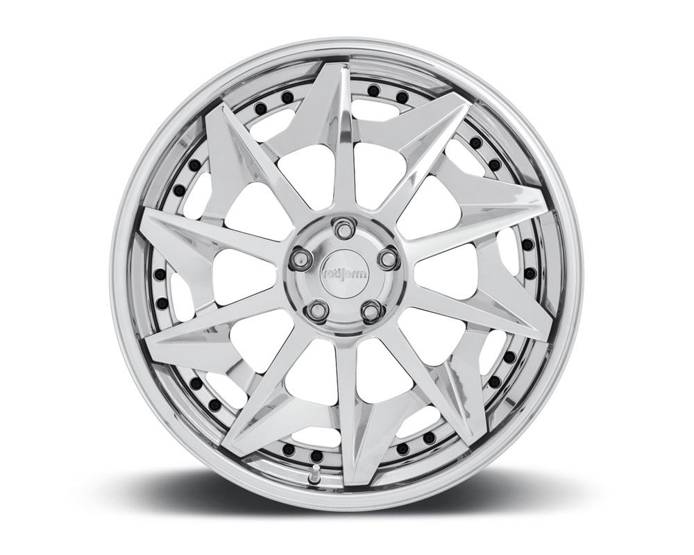 Rotiform CVT-3PCFORGED-DEEP CVT 3-Piece Forged Deep Concave Center Wheels