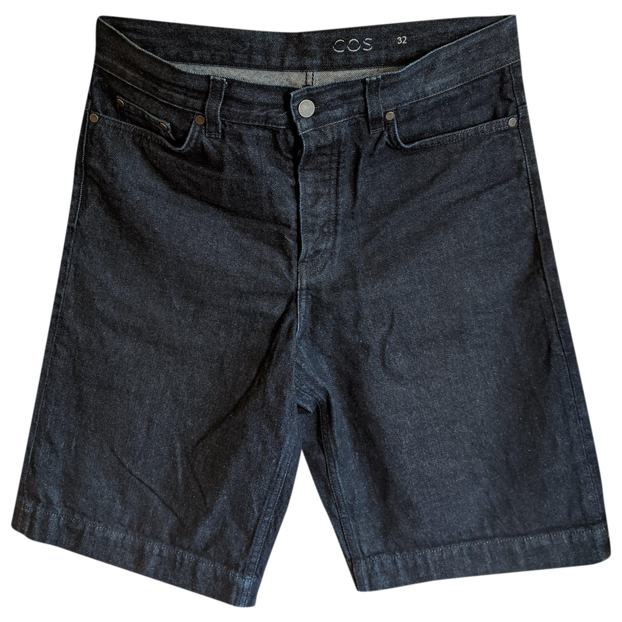 Pantalones en Denim - Vaquero Azul Cos