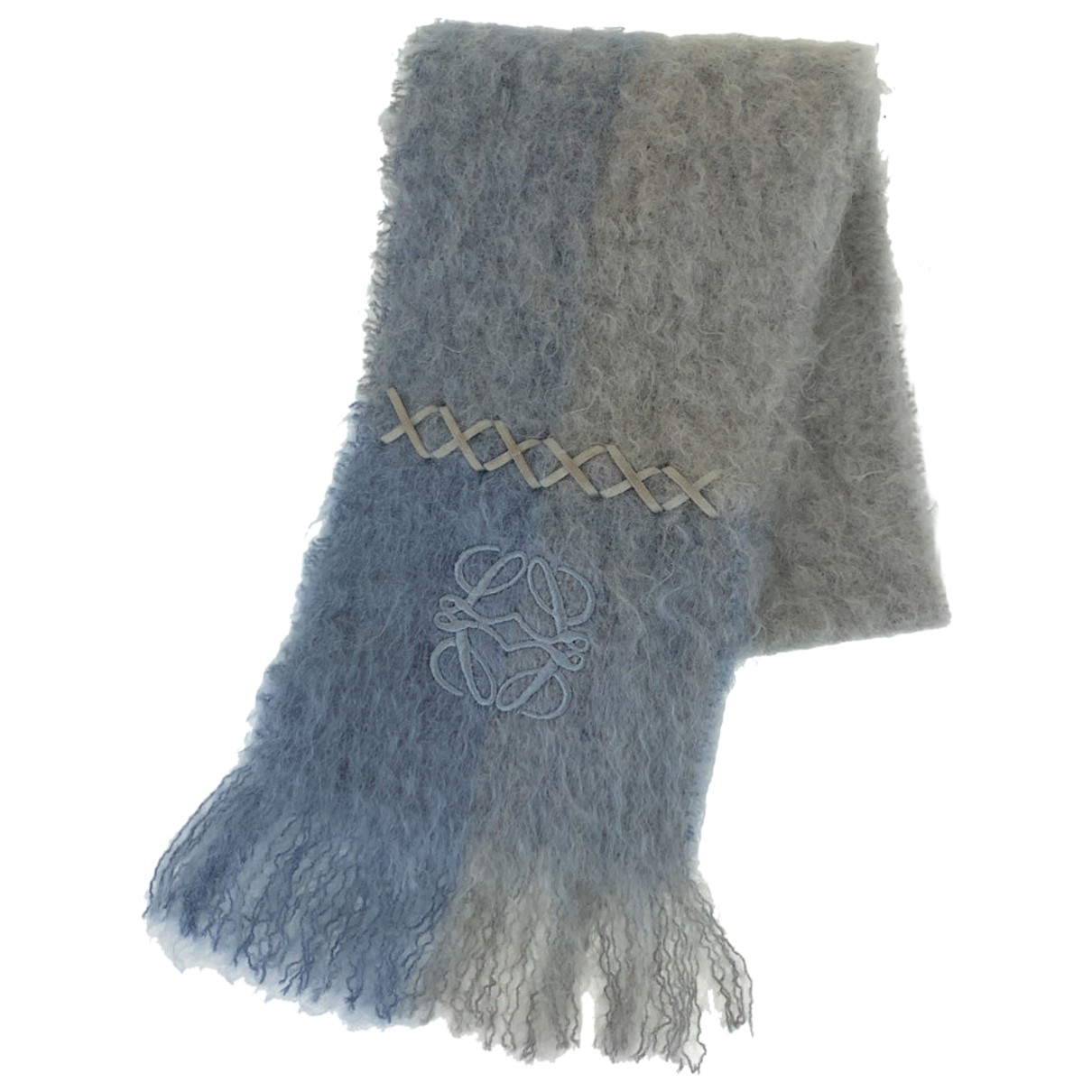 Loewe - Foulard   pour femme en laine