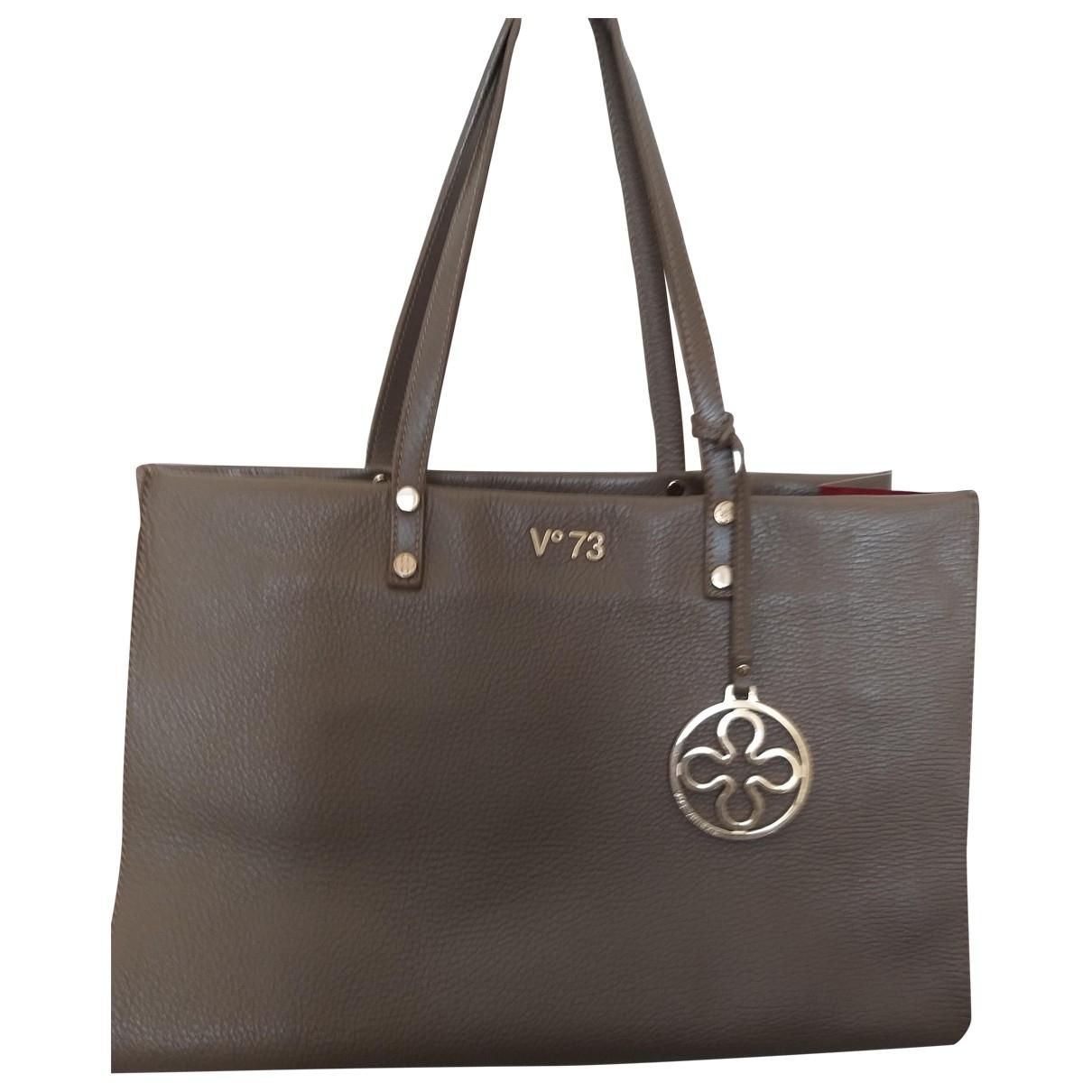 V 73 - Sac a main   pour femme en cuir