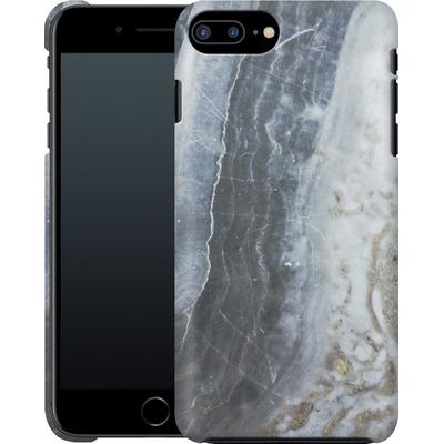 Apple iPhone 8 Plus Smartphone Huelle - Desaturated Marble von Emanuela Carratoni