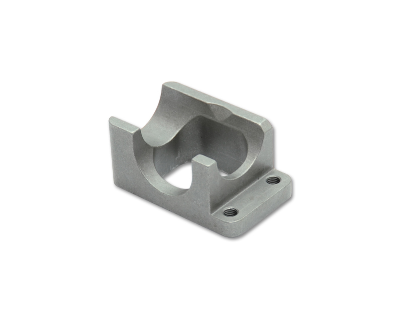 Vibrant Performance 11640A Log-Style Mild Steel Manifold Inlet Flange with cutout for External Wastegate for T3 Turbos