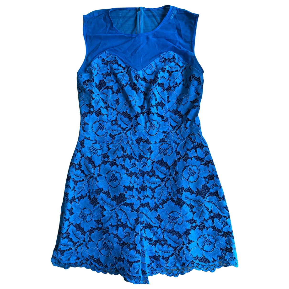 Sandro - Combinaison   pour femme - bleu