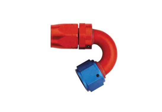 Aeroquip FCM4053 Universal #8 150 Degree Hose End Swivel