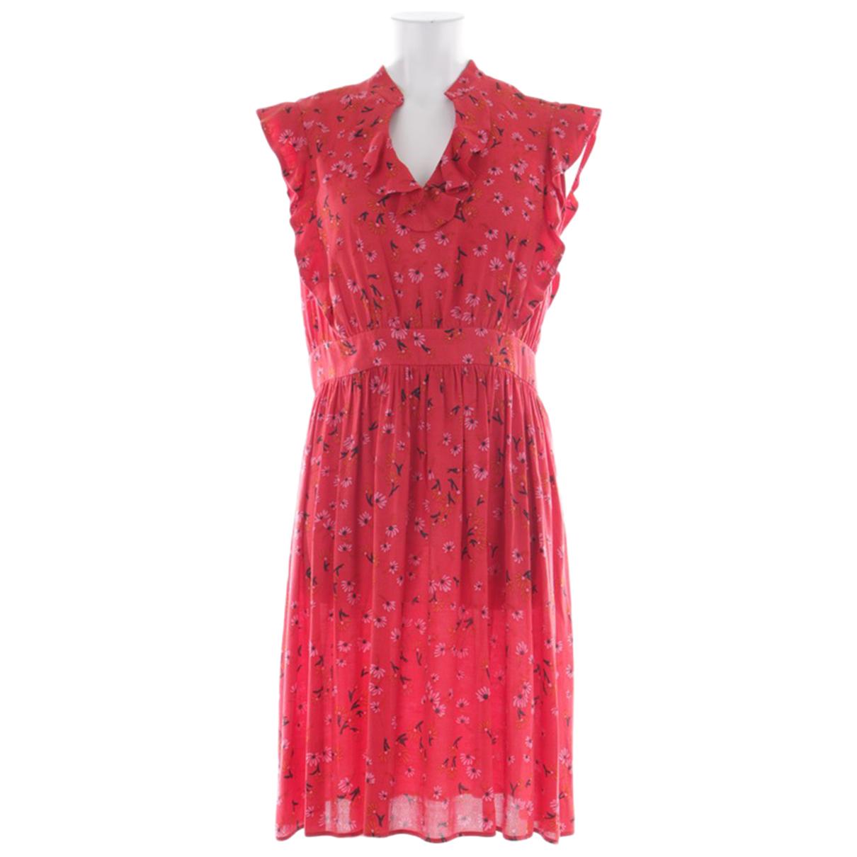Tara Jarmon N Red dress for Women 42 FR