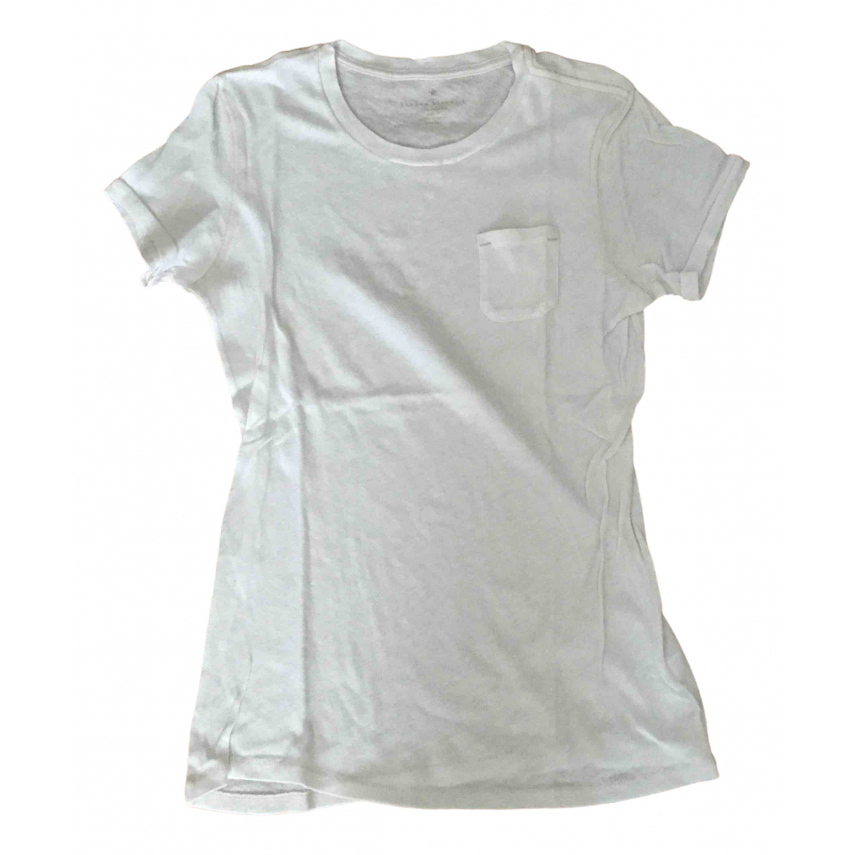 Banana Republic \N White Cotton  top for Women M International