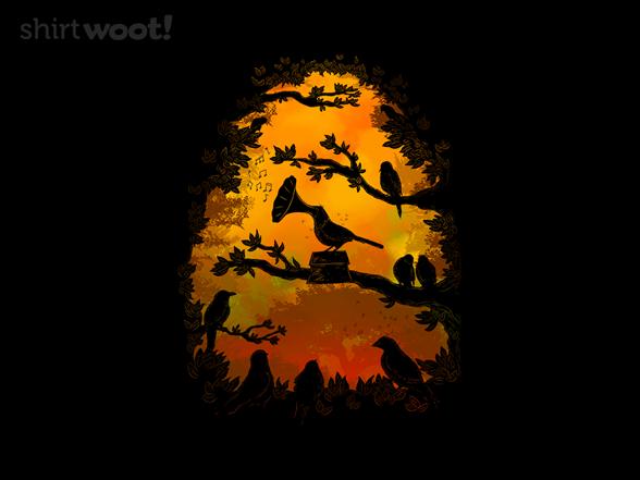 A Birds Song T Shirt