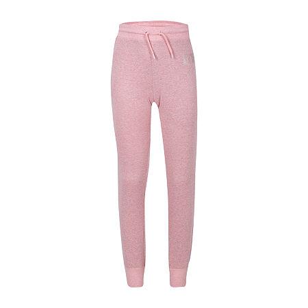 Converse Big Girls Jogger Pant, X-large , Pink